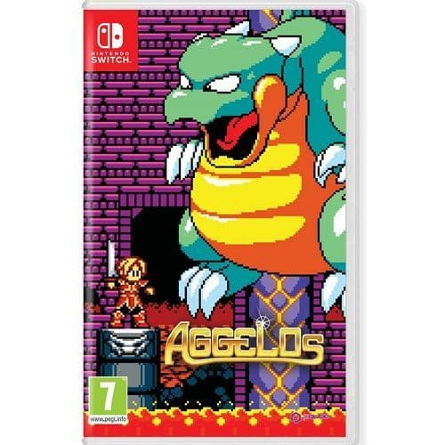 Aggelos [Code In Box] Switch Game